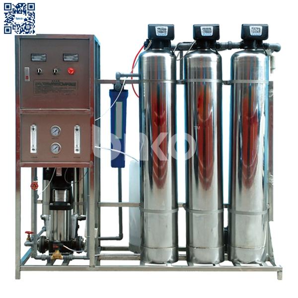 1500/3000加仑商用净水机