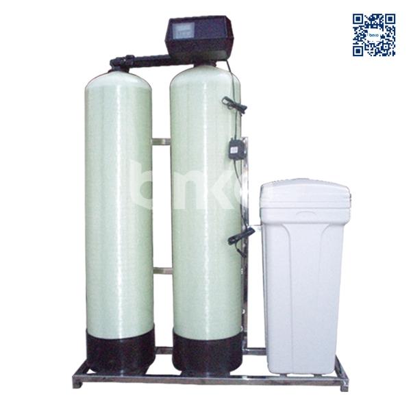 双桶软水器